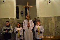 Pierwsza w tym roku Droga Krzyżowa dla dzieci (4)
