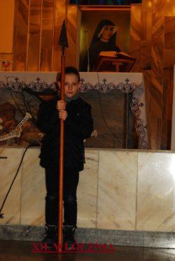 09.03.2018r. Droga krzyżowa w wykonaniu dzieci kl. III (13)