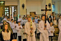 Msza św. na zakończenie roku szkolnego 2018r (13)