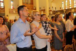 Msza Św. na rozpoczęcie pracy formacyjnej Ruchu Światło – Życie (18)