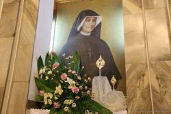 Procesja z okazji wspomnienia św. Faustyny (1)