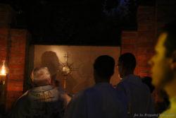 Procesja z okazji wspomnienia św. Faustyny (15)
