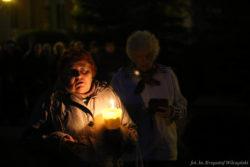 Procesja z okazji wspomnienia św. Faustyny (8)