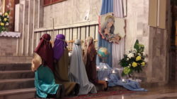 Tydzień misyjny, Różaniec z papieżem (15)