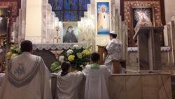 Tydzień misyjny, Różaniec z papieżem (3)