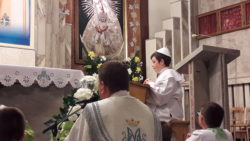 Tydzień misyjny, Różaniec z papieżem (7)