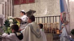 Tydzień misyjny, Różaniec z papieżem (8)