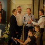 (69) Uroczyste przyjęcie nominacji na urząd proboszcza przez ks. Wojciecha