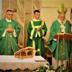 (79) Uroczyste przyjęcie nominacji na urząd proboszcza przez ks. Wojciecha