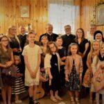 (89) Uroczyste przyjęcie nominacji na urząd proboszcza przez ks. Wojciecha